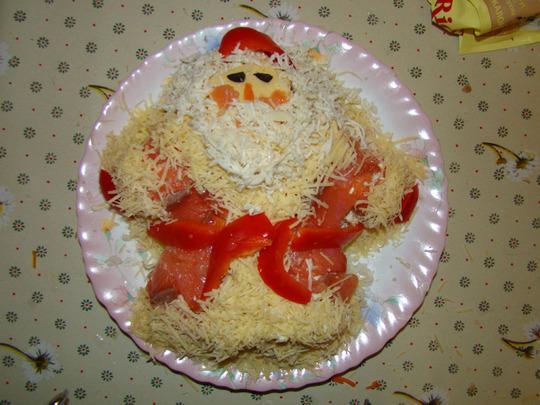 рецепт салата крабовые палочки с красным перцем